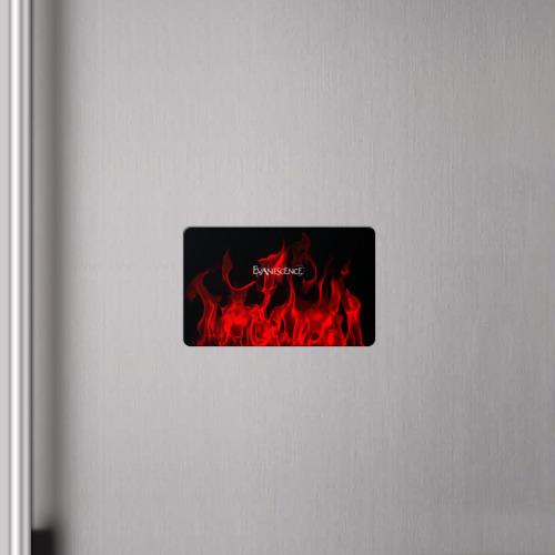 Магнит виниловый Visa  Фото 04, Evanescence