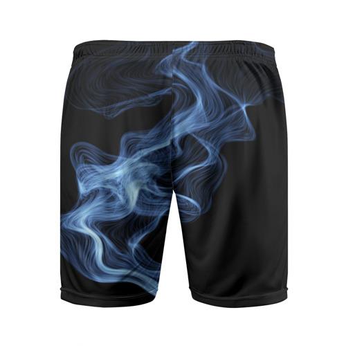Мужские шорты 3D спортивные  Фото 02, SMOKE