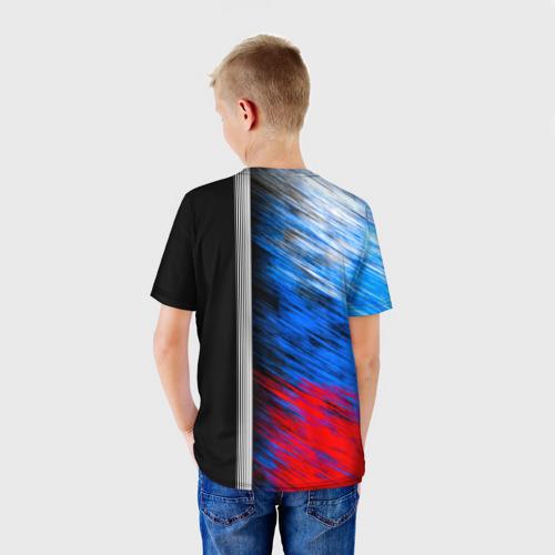 Детская футболка 3D  Фото 02, Борец