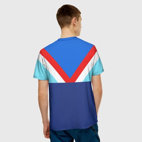 Мужская футболка 3D  Фото 02, Стиль 90 х