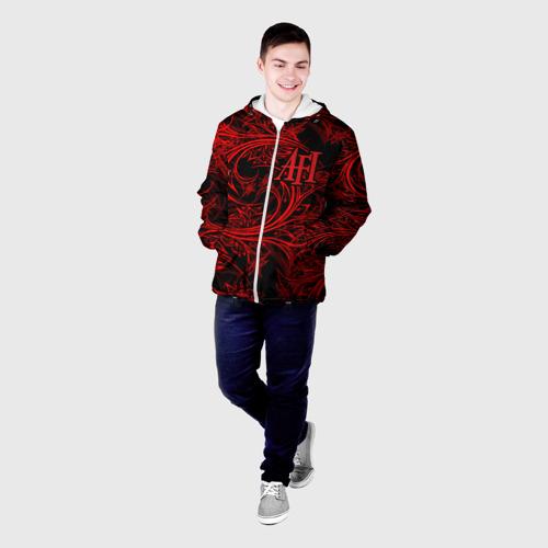 Мужская куртка 3D  Фото 03, AFI
