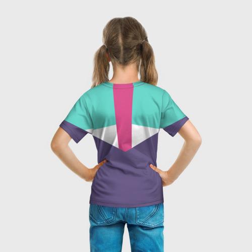 Детская футболка 3D  Фото 04, Стиль 90 х