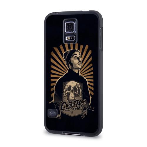 Чехол для Samsung Galaxy S5 силиконовый  Фото 03, Смоки Мо