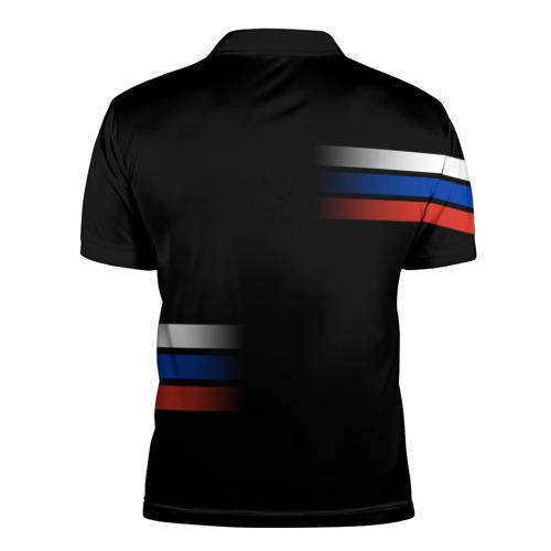 Мужская рубашка поло 3D  Фото 02, Россия