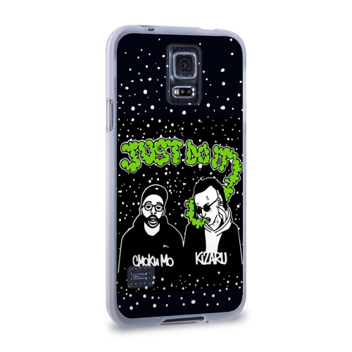 Чехол для Samsung Galaxy S5 силиконовый  Фото 02, Smoky Mo & Kizaru