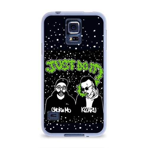Чехол для Samsung Galaxy S5 силиконовый  Фото 01, Smoky Mo & Kizaru