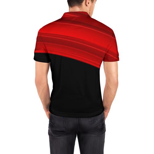Мужская рубашка поло 3D  Фото 04, USSR SPORT
