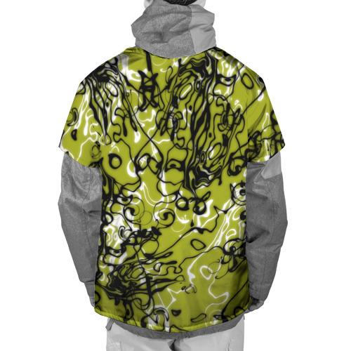 Накидка на куртку 3D  Фото 02, Santa Muerte