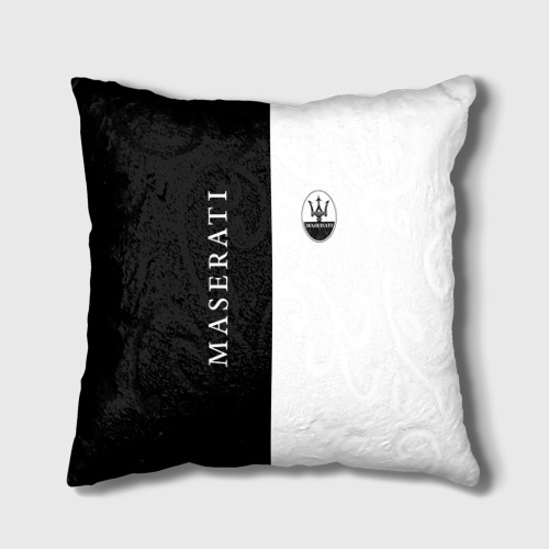 Подушка 3D  Фото 01, Maserati