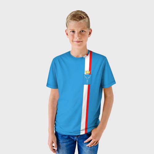 Детская футболка 3D  Фото 01, Саратовская область