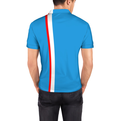 Мужская рубашка поло 3D  Фото 04, Саратовская область