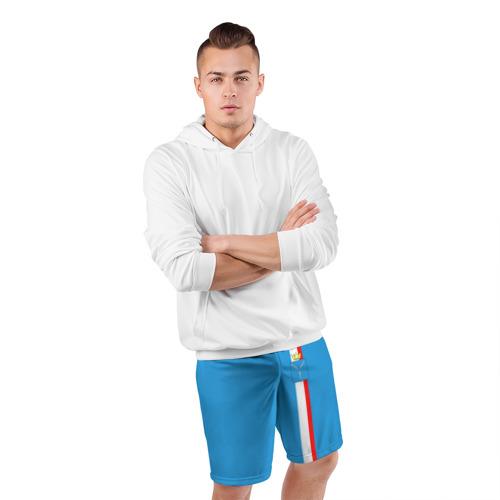 Мужские шорты 3D спортивные  Фото 05, Саратовская область