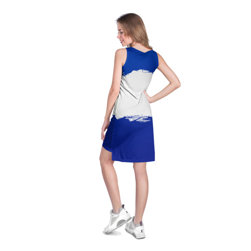 Платье-майка 3D  Фото 04, Real Madrid FC