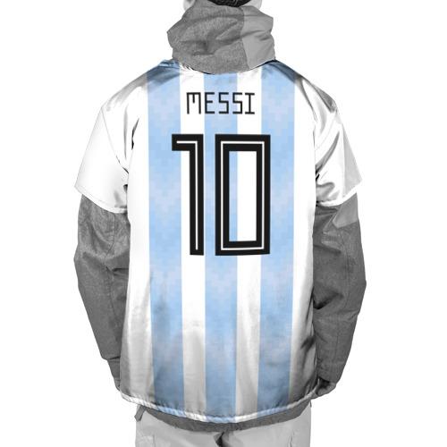 Накидка на куртку 3D  Фото 02, Аргентина