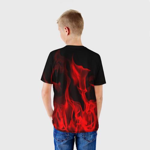 Детская футболка 3D  Фото 02, SLAYER