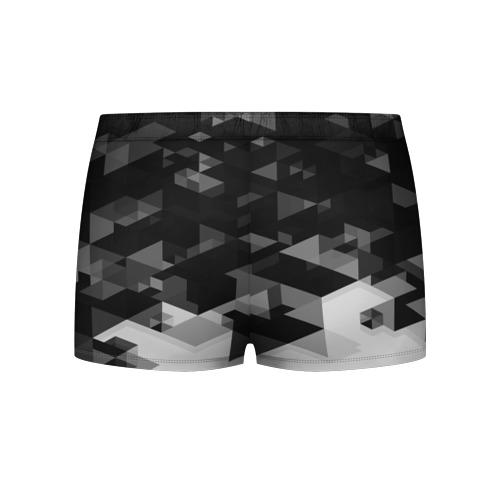 Мужские трусы 3D  Фото 02, Juventus Geometry Sport
