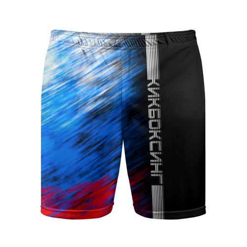 Мужские шорты 3D спортивные  Фото 01, Кикбоксинг