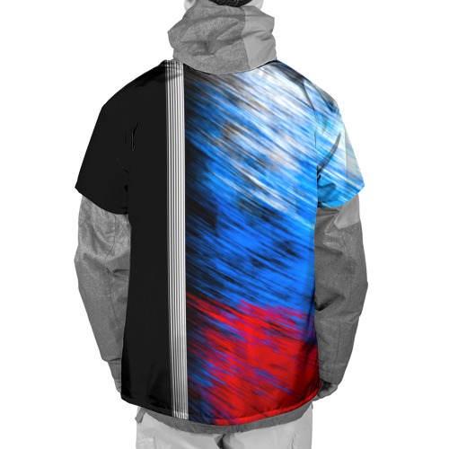 Накидка на куртку 3D  Фото 02, Атлет