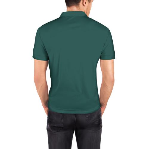 Мужская рубашка поло 3D  Фото 04, Гостевая форма Нигерии
