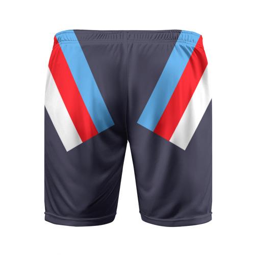 Мужские шорты 3D спортивные  Фото 02, Стиль 90 х