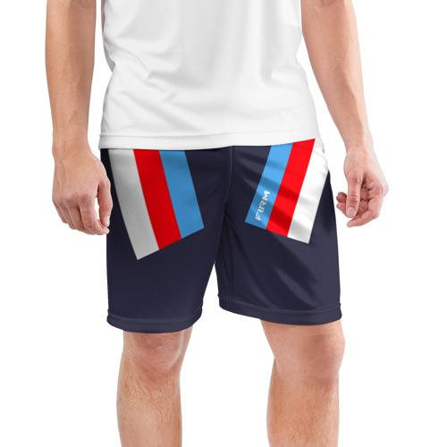 Мужские шорты 3D спортивные  Фото 03, Стиль 90 х
