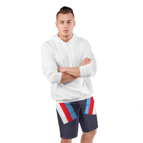 Мужские шорты 3D спортивные  Фото 05, Стиль 90 х