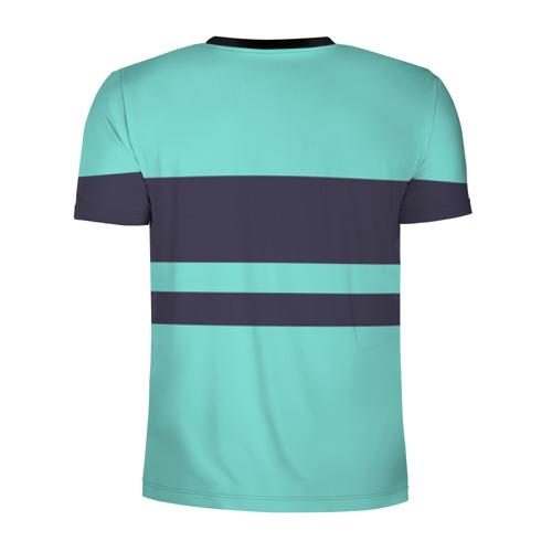 Мужская футболка 3D спортивная  Фото 02, Стиль 90 х