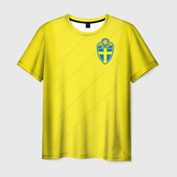 Швеция домашняя форма ЧМ 2018