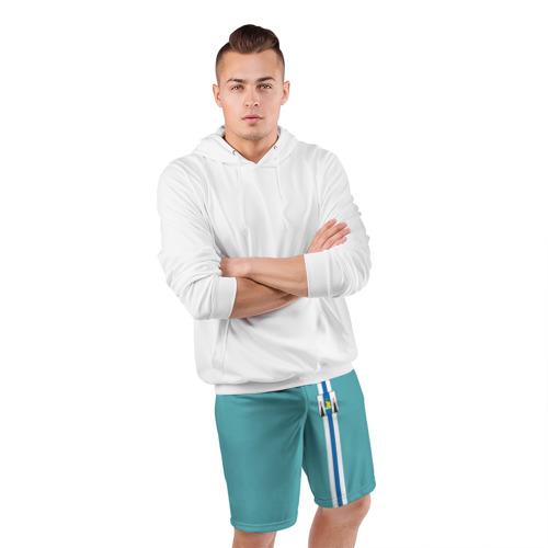 Мужские шорты 3D спортивные  Фото 05, Сахалинская область