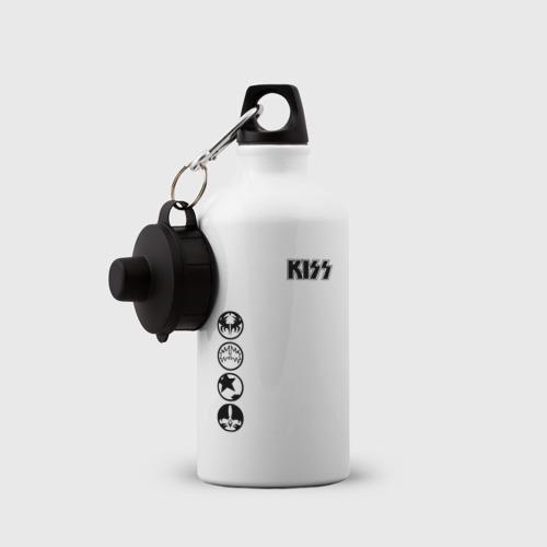 Бутылка спортивная  Фото 03, Kiss