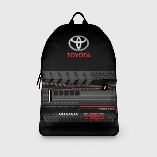 Рюкзак 3D Toyota 1 Фото 01