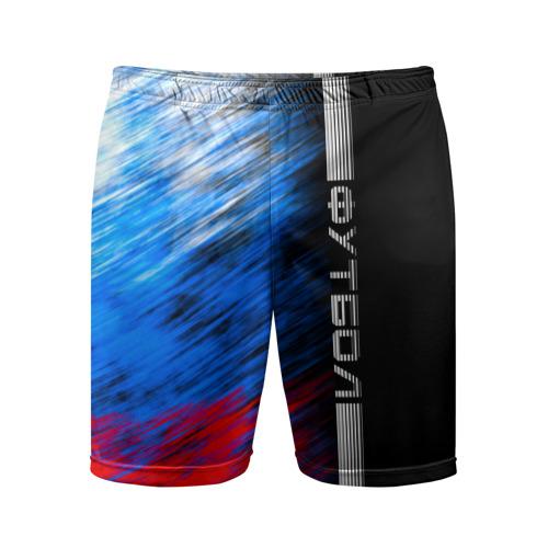 Мужские шорты 3D спортивные  Фото 01, Футбол