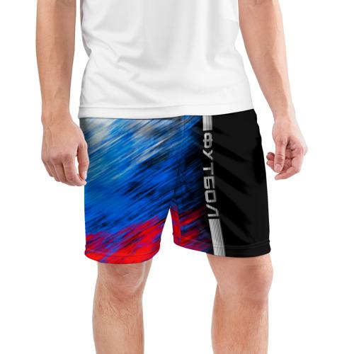 Мужские шорты 3D спортивные  Фото 03, Футбол