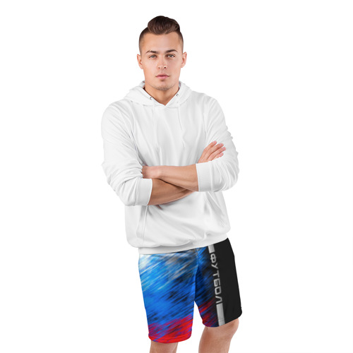 Мужские шорты 3D спортивные  Фото 05, Футбол