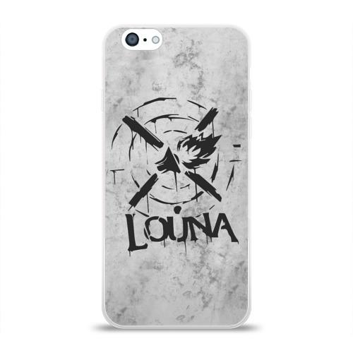 Чехол для Apple iPhone 6 силиконовый глянцевый  Фото 01, Louna