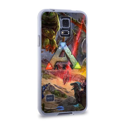 Чехол для Samsung Galaxy S5 силиконовый  Фото 02, Ark: Survival Evolved