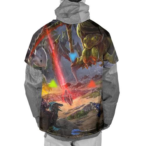 Накидка на куртку 3D  Фото 02, Ark: Survival Evolved