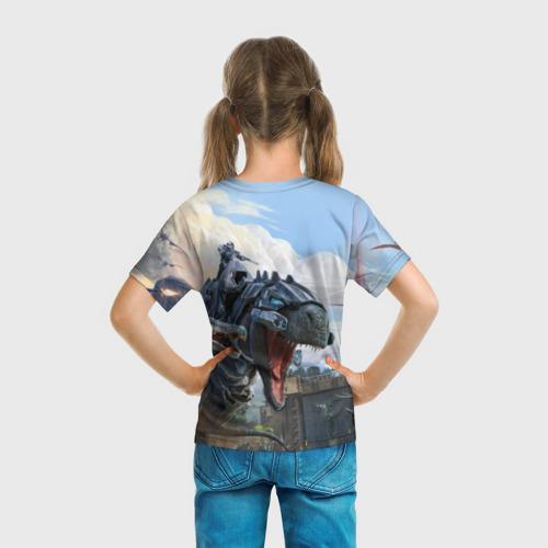 Детская футболка 3D  Фото 04, Ark Survival Evolved