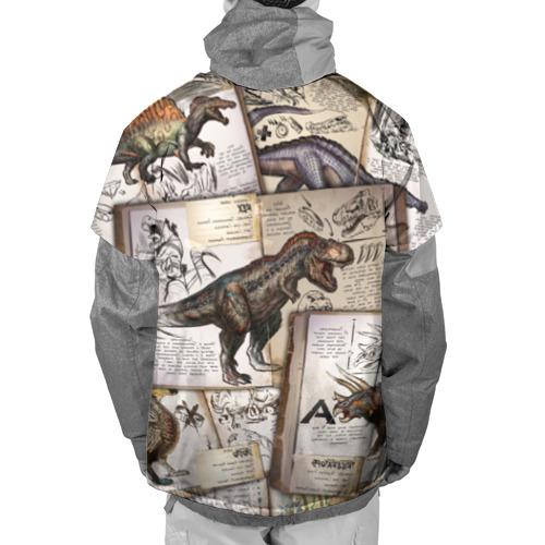 Накидка на куртку 3D  Фото 02, Ark Survival Evolved