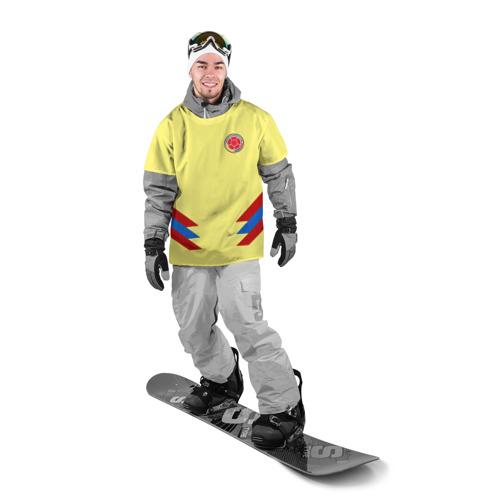 Накидка на куртку 3D  Фото 03, Форма Колумбии