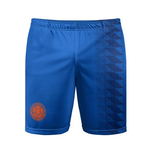 Мужские шорты 3D спортивные  Фото 01, Футбольные шорты