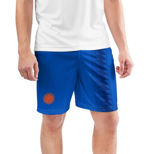 Мужские шорты 3D спортивные  Фото 03, Футбольные шорты