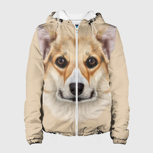 Женская куртка 3D  Фото 01, Pembroke