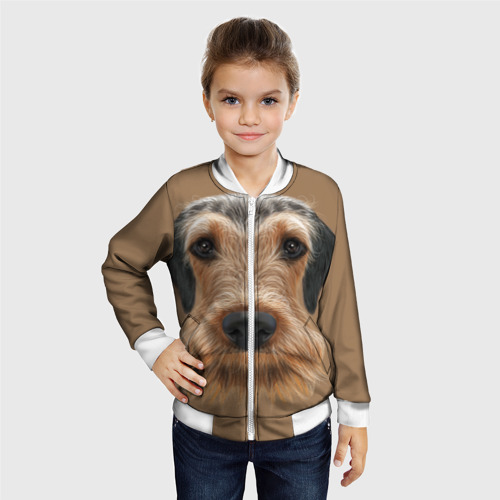 Детский бомбер 3D  Фото 06, Terrier