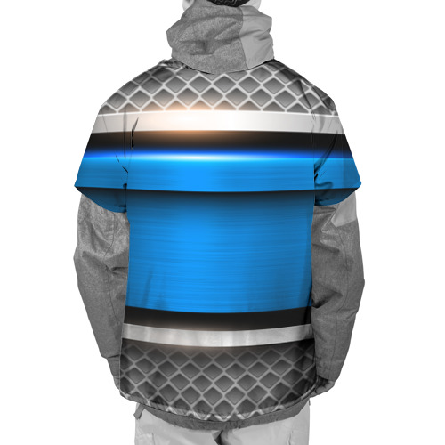 Накидка на куртку 3D  Фото 02, SUBARU SPORT