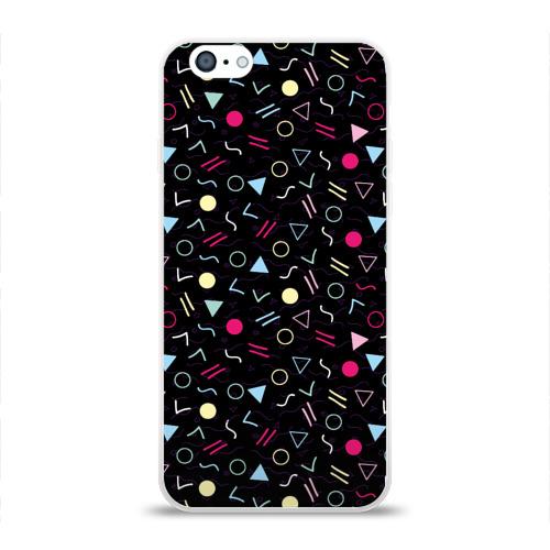 Чехол для Apple iPhone 6 силиконовый глянцевый  Фото 01, 80 Battaries