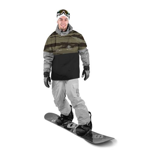 Накидка на куртку 3D  Фото 03, Камуфляж ВС РФ