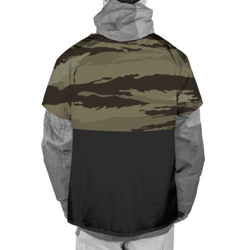 Накидка на куртку 3D  Фото 02, Камуфляж ВВС РФ