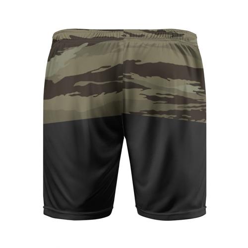 Мужские шорты 3D спортивные  Фото 02, Камуфляж ВВС РФ