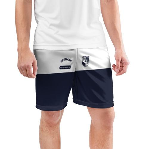 Мужские шорты 3D спортивные  Фото 03, Porsche